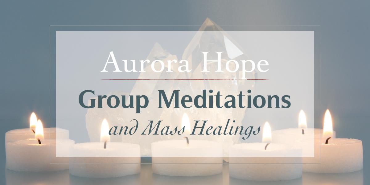 Meditation - Aurora Hope